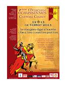 Réalisation de l'affiche pour l'événement Médiévales d'Ecaussinnes
