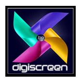 Réalisation d'un logo pour Digiscreen