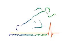 Réalisation d'un logo pour la firme FitnessLand