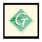 Réalisation d'un logo pour Gabrielle Tzelepis