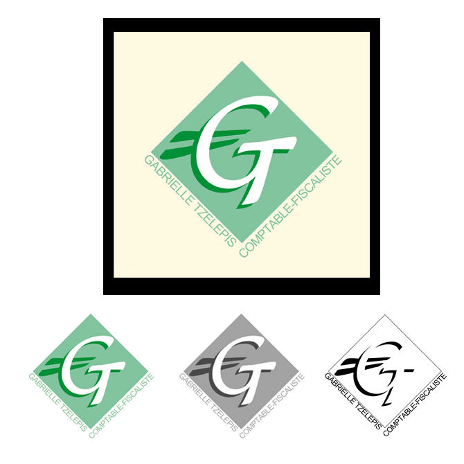 Logo Gabrielle Tzelepis