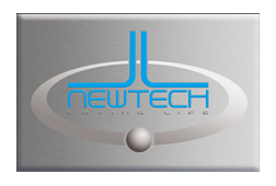 Réalisation d'un logo pour Newtech Loving Life