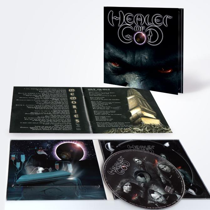 Packaging CD musical