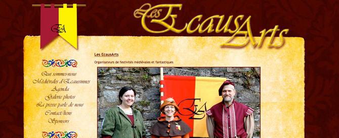 Site EcausArts