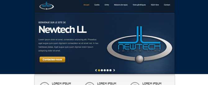 Site Newtech LL