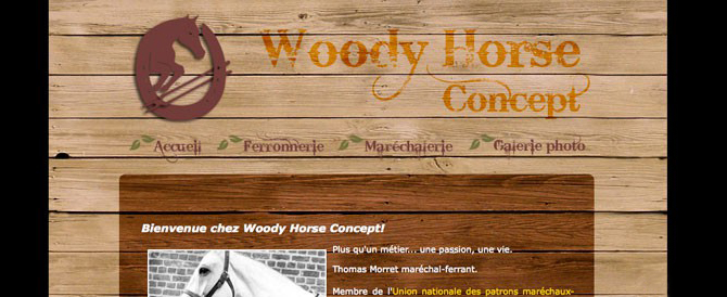 Site Woodyhorse